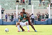 ATENÇÃO EDITOR: FOTO EMBARGADA PARA VEÍCULOS INTERNACIONAIS PRESIDENTE PRUDENTE 11 NOVEMBRO 2012 - CAMPEONATO BRASILEIRO - PALMEIRAS x FLUMINENSE - Barcos jogador do Palmeiras  durante partida Palmeiras x Fluminense válido pela 35º rodada do Campeonato Brasileiro no Estádio Eduardo José Farah. Apelido, (Prudentão), no interior paulista na tarde deste domingo (11).(FOTO: ALE VIANNA -BRAZIL PHOTO PRESS)