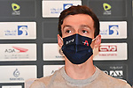 Adam Yates (ENG) Ineos Grenadiers at the top riders press conference before the 2021 UAE Tour held at Yas Marina Hotel, Yas Island, Abu Dhabi, UAE.   <br /> Picture: LaPresse/Gian Mattia D'Alberto | Cyclefile<br /> <br /> All photos usage must carry mandatory copyright credit (© Cyclefile | LaPresse/Gian Mattia D'Alberto)