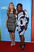 Cnadis Cayne + Chandi Moore @ the NBC Universal summer 2016 press day held @ the Four Seasons Westlake Village.<br /> April 1, 2016