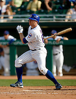Doug Deeds - Chicago Cubs - 2009 spring training.Photo by:  Bill Mitchell/Four Seam Images