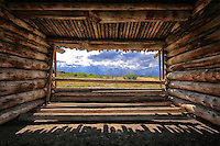 Cabin with a View - Tetons - Wyoming