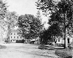 A view of Middlebury green, circa 1908