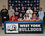 2019 West York April Signings