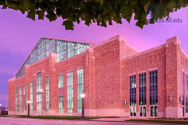 August 18, 2019; Irish Athletics Center (Photo by Matt Cashore/University of Notre Dame)