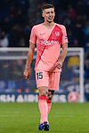 Clement Lenglet of FC Barcelona in action during the La Liga 2018-19 match between RDC Espanyol and FC Barcelona at Camp Nou on 08 December 2018 in Barcelona, Spain. Photo by Vicens Gimenez / Power Sport Images