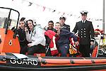 Coastguard in Scotch Hall