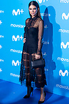 Malena Costa attends to blue carpet of presentation of new schedule of Movistar+ at Queen Sofia Museum in Madrid, Spain. September 12, 2018. (ALTERPHOTOS/Borja B.Hojas)