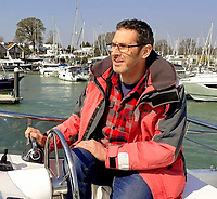 BNPS.co.uk (01202 558833)<br /> Pic: DieterPeschkes/BNPS<br /> <br /> Pictured: Dieter Peschkes.<br /> <br /> A British sailor has told of the terrifying moment his boat was attacked by two killer whales. <br /> <br /> Dieter Peschkes is the latest yachtsman to experience a hair-raising Orca attack off the coast of the Iberian Peninsula.  <br /> <br /> Scientists are said to be mystified by the recent spate of incidents that involve the large mammals stalking and ramming into sailing boats.