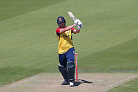 Tom Westley in batting action for Essex during Glamorgan vs Essex Eagles, Vitality Blast T20 Cricket at the Sophia Gardens Cardiff on 13th June 2021