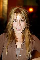 Montreal (Qc) CANADA - December 2007 file photo-<br /> Anne Casabonne, <br /> launch of La galere (TV) DVD.<br /> <br /> <br /> Alliance Vivafilm, Productions RCB inc.,et Cirrus ont lancé mercredi 5 décembre le coffret DVD de la premiZre saison de la série « La GalZre C, diffusée sur les ondes de Radio-Canada. Ont participé ? ce lancement : lOauteure Renée-Claude Brazeau, la réalisatrice Sophie Lorain, et la plupart des comédiennes et comédiens dont Anne Casabonne, HélZne Florent, Brigitte Lafleur et GeneviZvre Rochette.<br /> photo (c) Pierre Roussel- Images Distribution