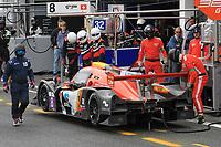 #8 RACE PERFORMANCE (CHE) LIGIER JS P3 NISSAN LMP3 NICOLAS LEUTWILER (CHE) GIORGIO MAGGI (CHE) BERT LONGIN (BEL)