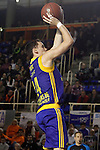 Herbalife Gran Canaria's Kyle Kuric during Eurocup, Top 16, Round 2 match. January 10, 2017. (ALTERPHOTOS/Acero)