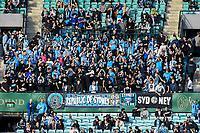 23rd May 2021; Sydney Cricket Ground, Sydney, New South Wales, Australia; A League Football, Sydney Football Club versus Western Sydney Wanderers; Sydney FC fans before kick off