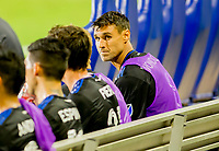 CARSON, CA - OCTOBER 14: Chris Wondolowski #8 of the San Jose Earthquakes l during a game between San Jose Earthquakes and Los Angeles Galaxy at Dignity Heath Sports Park on October 14, 2020 in Carson, California.