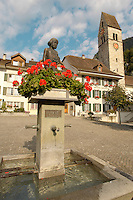 Interlaken Bernese Alps Switzerland -