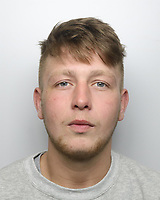 Pictured: Police custody picture of Matthew Baldock<br />