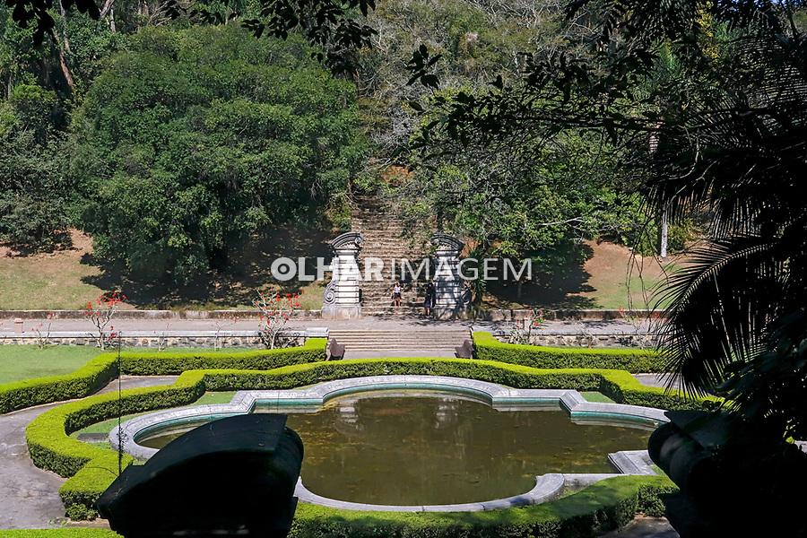 Jardim de Lineu, Jardim Botânico, São Paulo. 2021. Foto Luíza Lucchetti