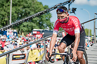 Nairo Quintana (COL/Arkea Samsic)<br /> <br /> Stage 19 from Mourenx to Libourne (207km)<br /> 108th Tour de France 2021 (2.UWT)<br /> <br /> ©kramon