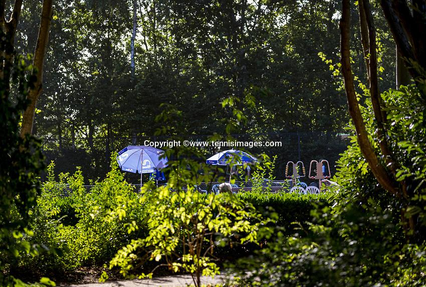 Hilversum, The Netherlands,  August 21, 2020,  Tulip Tennis Center, NKS, National Senior Tennis Championships, <br /> Photo: Tennisimages/Henk Koster