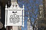 Old Print Shop, Midtown East, New York, New York
