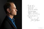 David Hyde Pierce photographed for ART & SOUL
