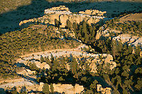 El Morro National Monument. New Mexico. Dec 2012