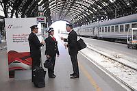 - stazione di Milano Centrale, servizio di collegamento Eurostar con l'aereoporto di Malpensa<br /> <br /> - Milan Central Station, Eurostar service connecting  with Malpensa airport