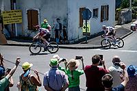 Brent Van Moer (BEL/Lotto Soudal)<br /> <br /> Stage 19 from Mourenx to Libourne (207km)<br /> 108th Tour de France 2021 (2.UWT)<br /> <br /> ©kramon