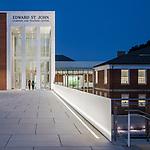 Edward St. John Learning & Teaching Center at University of Maryland