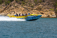 Screaming Eagle<br /> boat trip<br /> Charlotte Amalie<br /> St. Thomas<br /> Virgin Islands