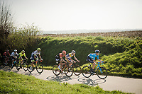breakaway group<br /> <br /> 62nd E3 BinckBank Classic (Harelbeke) 2019 <br /> One day race (1.UWT) from Harelbeke to Harelbeke (204km)<br /> <br /> ©kramon