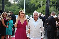 CHARLES GERARD - GARDEN PARTY AU CHATEAU DE LA BUZINE A MARSEILLE - FRANCE , LE 30/06/2017