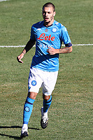 Gianluca Gaetano of SSC Napoli<br /> during the friendly football match between SSC Napoli and SS Teramo Calcio 1913 at stadio Patini in Castel di Sangro, Italy, September 04, 2020. <br /> Photo Cesare Purini / Insidefoto