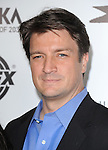 Nathan Fillion at The IFC Midnight L.A. Premiere of SUPER held at The Egyptian Theatre in Hollywood, California on March 21,2011                                                                               © 2010 Hollywood Press Agency