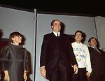 FRANCA VALERI CON MANUEL DE SICA<br /> PRIMA AL PICCOLO ELISEO ROMA 1992