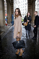 London Fashion Week Street Style February 2011 Photographs