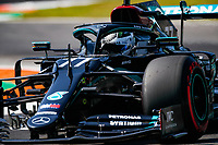 4th September 2020; Autodromo Nazionale Monza, Monza, Italy ; Formula 1 Grand Prix of Italy, free practise sessions;  77 Valtteri Bottas FIN, Mercedes-AMG Petronas Formula One Team
