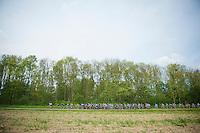 peloton driveby<br /> <br /> Amstel Gold Race 2014