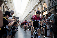 Michal Kwiatkowski (POL/Ineos)<br /> <br /> Official 106th Tour de France 2019 Teams Presentation at the Central Square (Grote Markt) in Brussels (Belgium)<br /> <br /> ©kramon