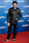 """Daniel Grao attends to the premiere of the film """"¡Canta!"""" at Cines Capitol in Madrid, Spain. December 18, 2016. (ALTERPHOTOS/BorjaB.Hojas)"""