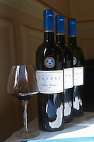 Lazuli Cabernet Sauvignon 2004, Valle del Maipo, Chile, owned by Paul Pontallier, Bruno Prats, Ghislain de Montgolfier (from Bordeaux) and others.