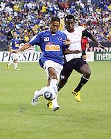 New England Revolution vs Cruzeiro June 13 2010