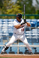 Mitch Moreland of the Bakersfield Blaze playing against the Visalia Rawhide at Sam Lynn Field, Bakersfield, CA - 05/10/2009.Photo by:  Bill Mitchell/Four Seam Images