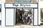 Top Styles Shop Street ad shots