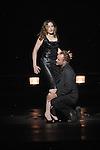 WELCOME TO THE VOICE - Steve Nieve..Théâtre du Chatelet - Paris..15 november 2008....Dionysos - Sting..Lily, the singer - Sylvia Schwartz....Credit : Laurent PAILLIER / ArenaPAL