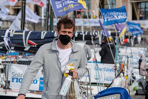 Tom Dolan, posted Ireland's best ever results in the 2020 La Solitaire du Figaro