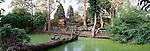Banteay Kdei Panorama, Cambodia