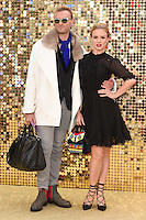 """Hannah Reid<br /> arrives for the World Premiere of """"Absolutely Fabulous: The Movie"""" at the Odeon Leicester Square, London.<br /> <br /> <br /> ©Ash Knotek  D3137  29/06/2016"""