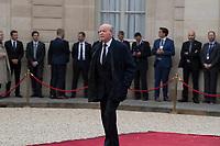 Paris (75)- Palais de l'Elysee- Ceremonie d installation de M. Emmanuel MACRON, PrÈsident de la RÈpublique, le dimanche 14 mai , Jacques Toubon