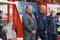 Crawley Town manager John Yems during Crawley Town vs Sutton United, Sky Bet EFL League 2 Football at The People's Pension Stadium on 16th October 2021